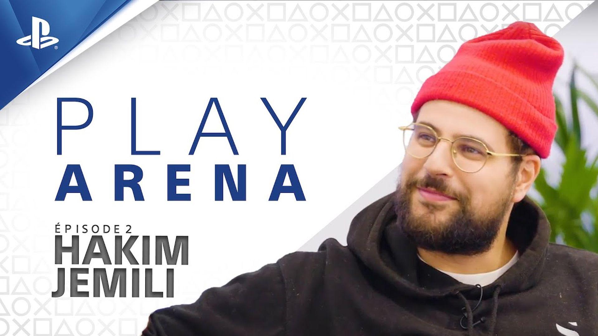 Play Arena 2 : Hakim Jemili et Demon's Souls