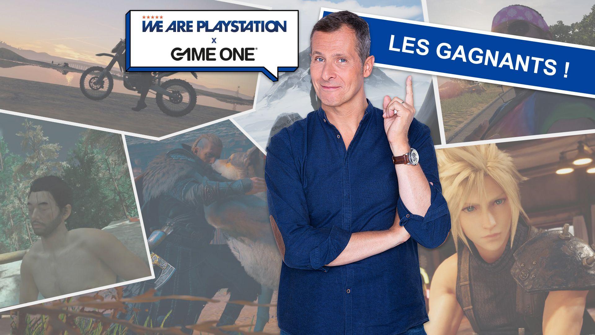 Album de Voyage Game One : Les gagnants