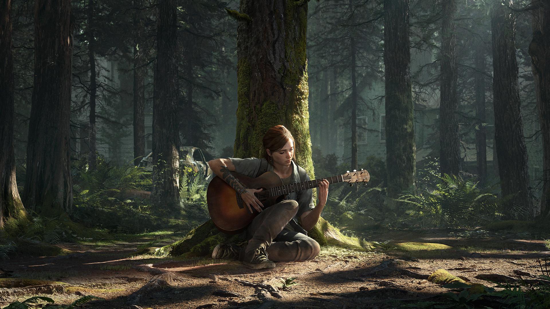 Ellie revient jouer sur nos consoles !