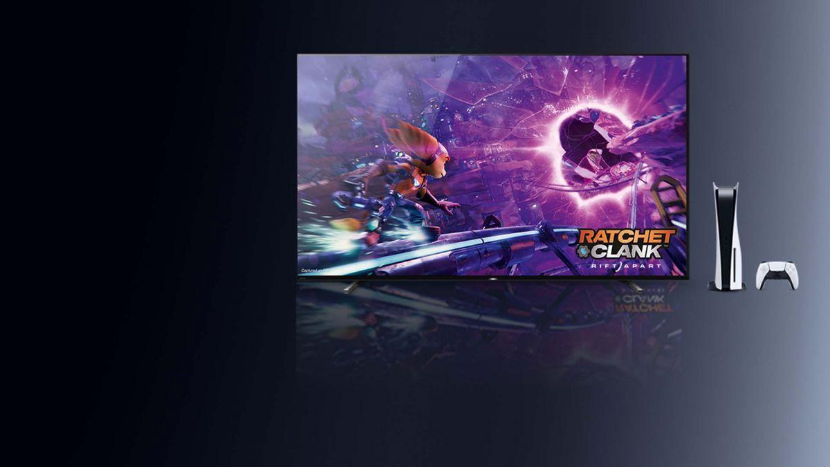 image de l'offre 100€ de jeux rien que pour vous avec Sony Bravia !