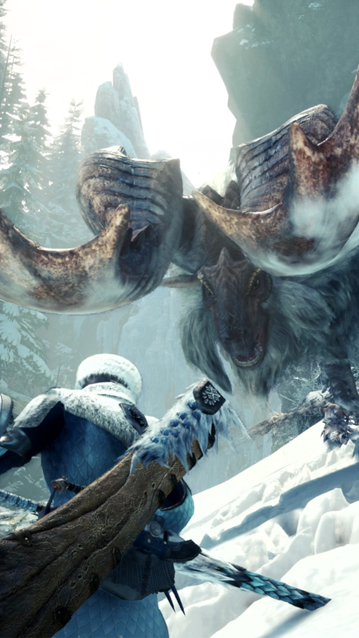 Monster Hunter World : Iceborne