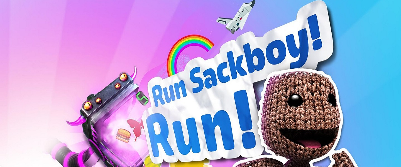 Run Sackboy! Run