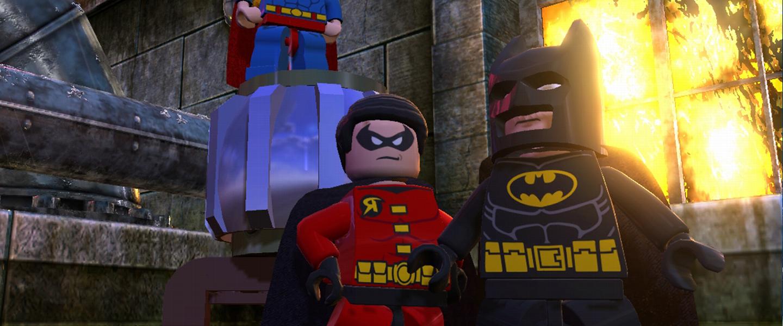 LEGO Batman 2 : Dc Super Heroes (PSVITA)