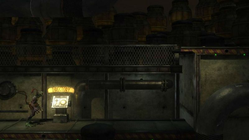 Oddworld: Abe's Oddyssee New 'n' Tasty
