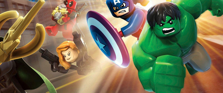 LEGO Marvel Super Heroes (PSVITA)