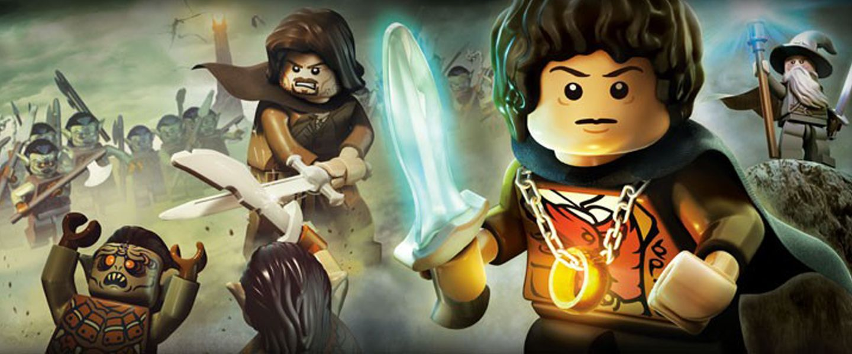 LEGO Seigneur Des Anneaux (PSVITA)