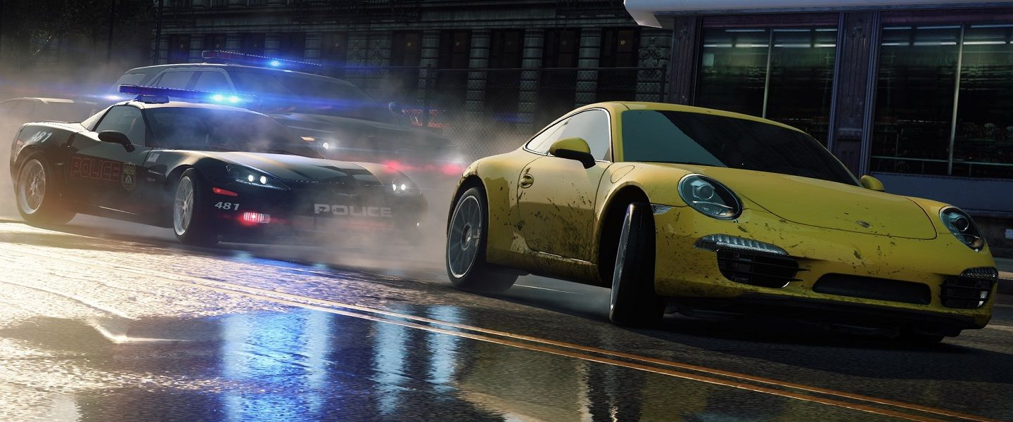 Need For Speed : Most Wanted (PSVITA)