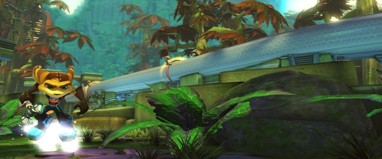 Ratchet & Clank : Qforce (PSVITA)