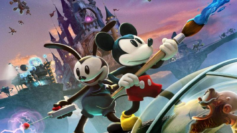 Epic Mickey 2 : Le Retour Des Heros (PSVITA)