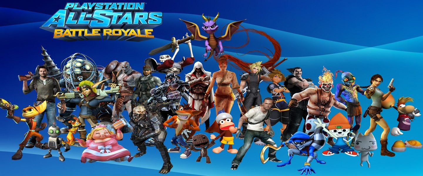 PS Allstars Battle Royale (PSVITA)
