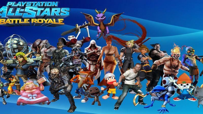 PS Allstars Battle Royale (PSVITA)