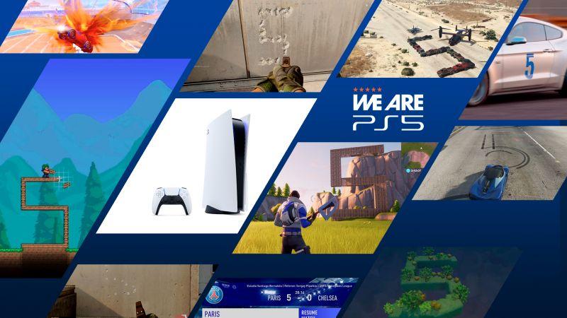 Grand Jeu #WeArePS5 : tentez de gagner 1 PS5 !
